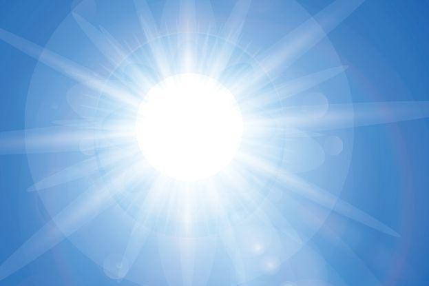今年氣溫飆高,紫外線指數也不容小覷。圖/123RF
