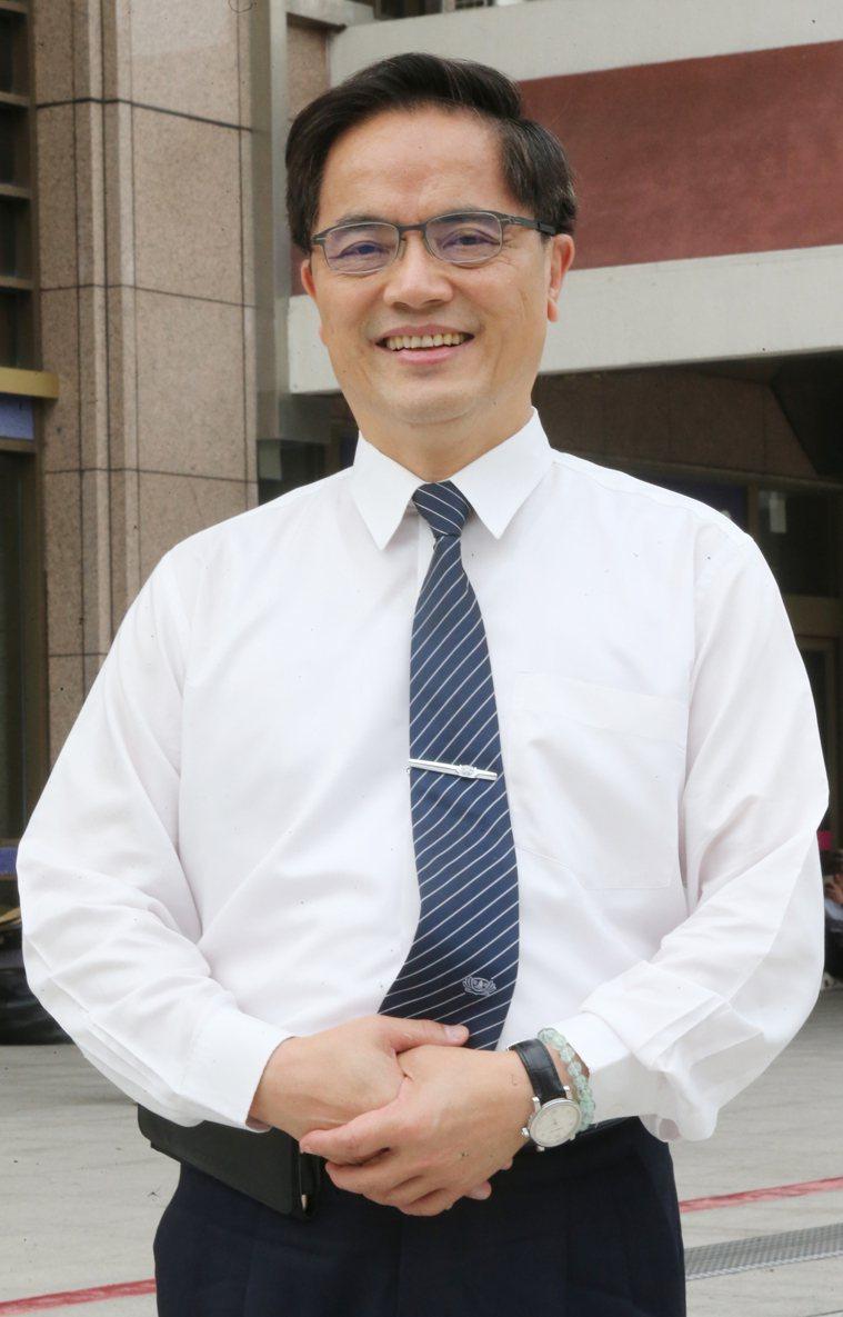 花蓮慈濟醫院院長林欣榮。本報資料照片