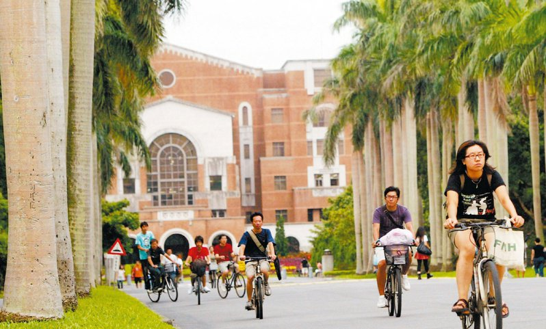 台灣的大學沒辦法提供有競爭力的薪資和條件,導致高教人才出走。 圖/聯合報系資料照片