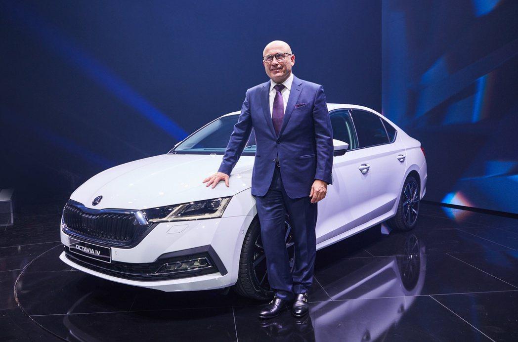 Bernhard Maier有將近20年的職涯都在Volkswagen集團度過,...