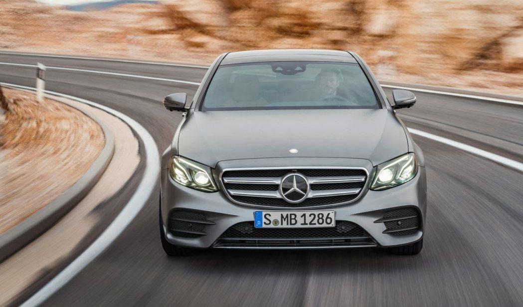 Mercedes-Benz E-Class今年上半年在韓國進口車排行雖仍為冠軍,...