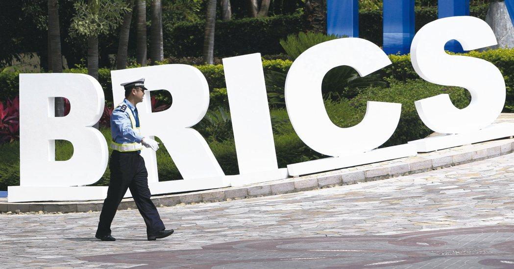 經理人看好金磚四國中的中國下半年的經濟表現。 (路透)