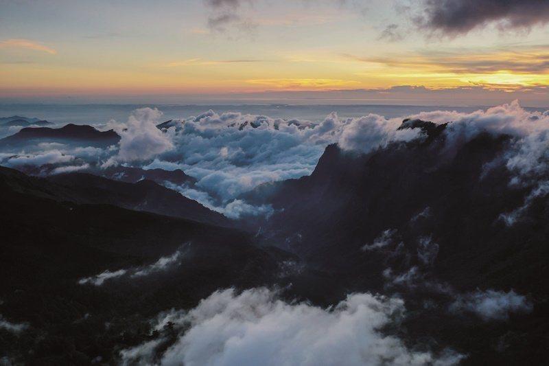 阿里山的觀星與日出,是馳名全球的景觀。