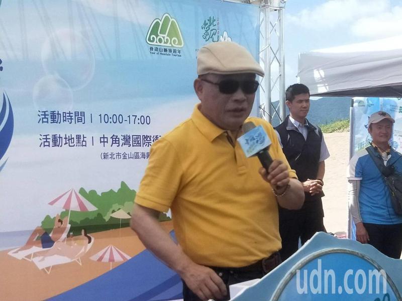 蘇貞昌:真的要小心應對,國人赴港港版國安法可管到你。記者游明煌/攝影