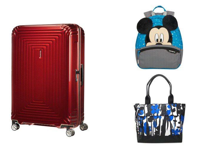 看好三倍振興券有望帶動消費熱潮,之前因新冠肺炎而受影響深的行李箱品牌,也選在此刻...