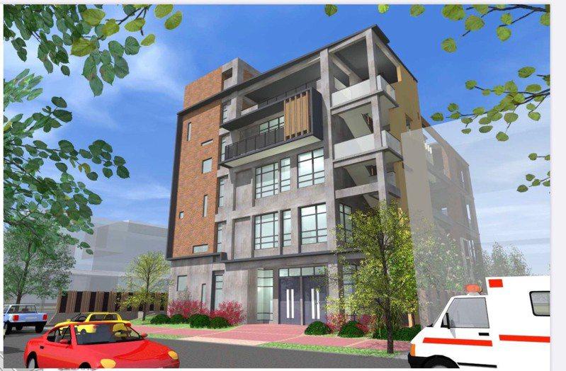 金山區衛生所將在原址重建,今天舉辦動土典禮,預計在明年底完工。圖/新北市衛生局提供