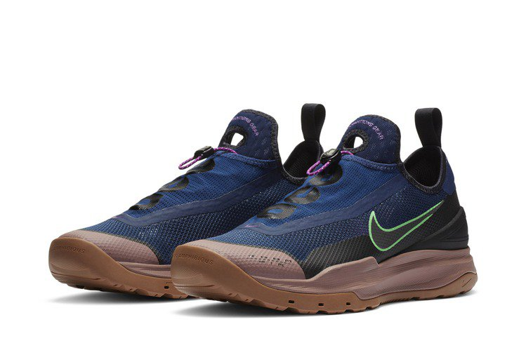 ACG Air Zoom AO鞋,有著如同Phantom VNM足球鞋的隱藏式鞋...