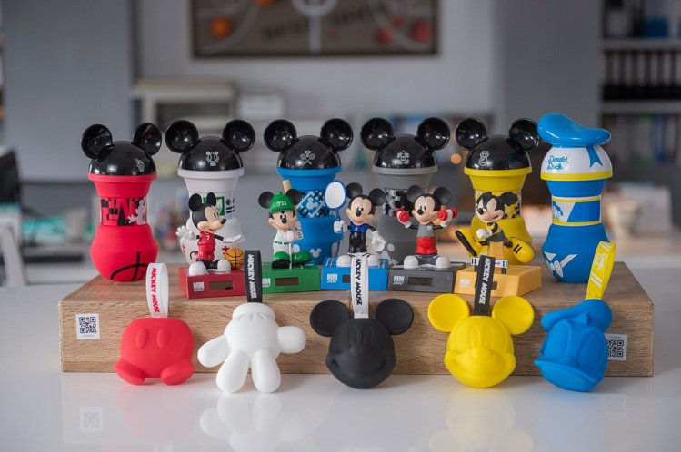 7-ELEVEN「迪士尼系列盛夏運動趣」集點活動推出居家、運動兩大系列限量商品。...