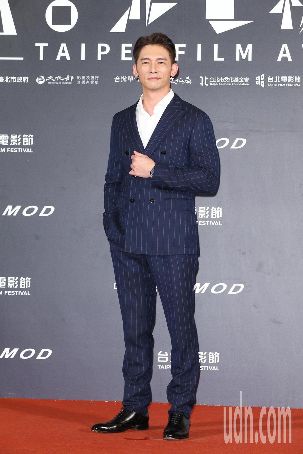 溫昇豪。記者陳立凱/攝影