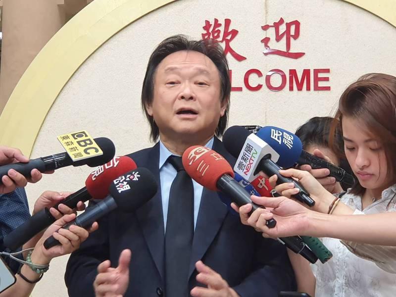 民進黨台北市議員王世堅。圖/報系資料照