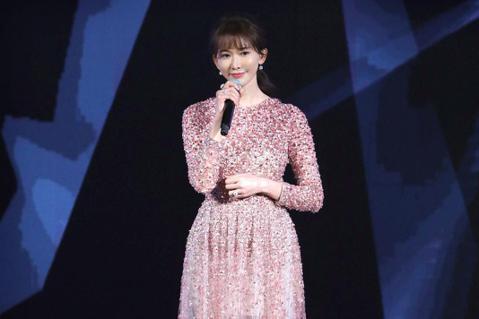 台北電影獎驚喜連連,典禮一開始林志玲擔任開場引言人。