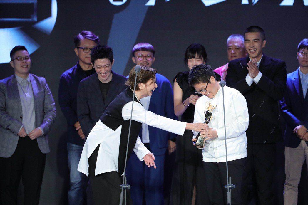 國片「返校」奪下台北電影獎6獎成為大贏家。圖/台北電影節提供