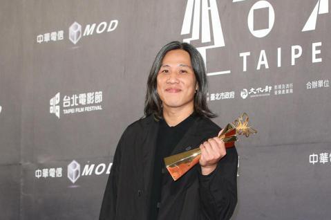 張榮吉獲得台北電影獎最佳導演。