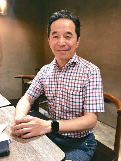 系微董事長王志高(本報系資料中心)