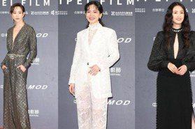 2020台北電影節紅毯5美/中空林依晨、深V張鈞甯、薄紗曾之喬 誰是你心中紅毯第一美