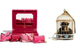 香奈兒迷你包組合終於開賣!同系列超精緻鳥籠包也好美