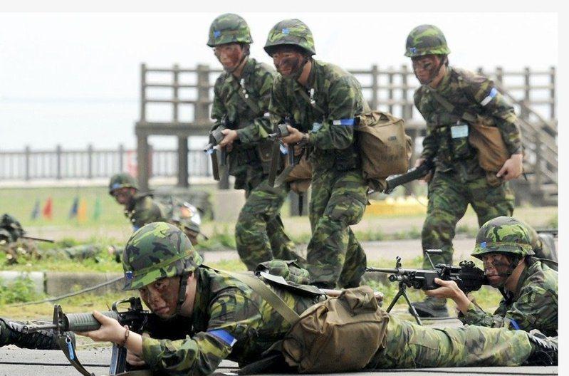 國防部發布「同心31號」演習令。圖/本報資料照