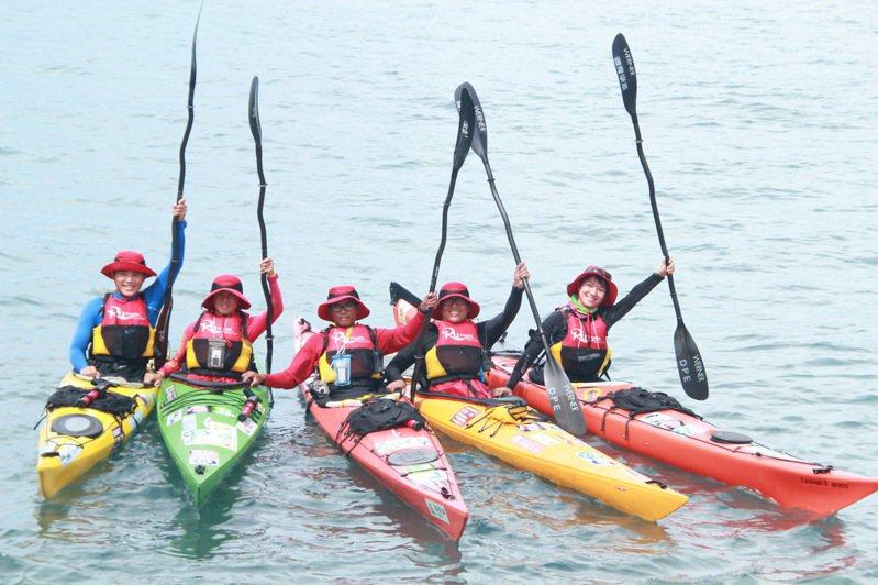 東管處正研擬在台東縣三仙台遊憩區海域推廣潛水及海洋獨木舟。記者羅紹平/翻攝