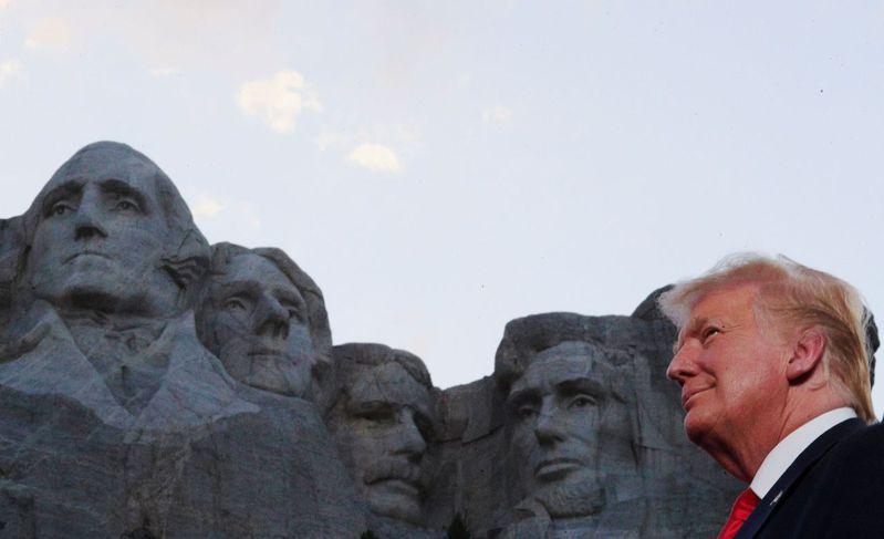 美國總統川普(本報系資料庫)