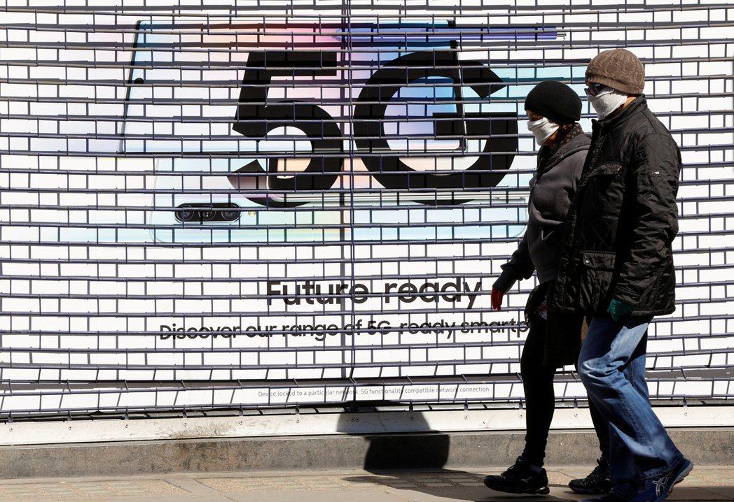 5G將成驅動智慧工廠的新骨幹。 (路透)
