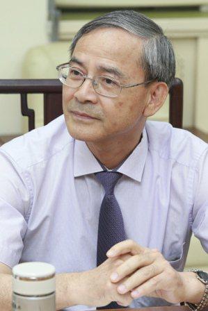 國安基金執行秘書阮清華(本報系資料庫)