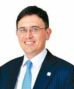 聯博集團資深投資策略分析師David Wong。圖/David Wong提供