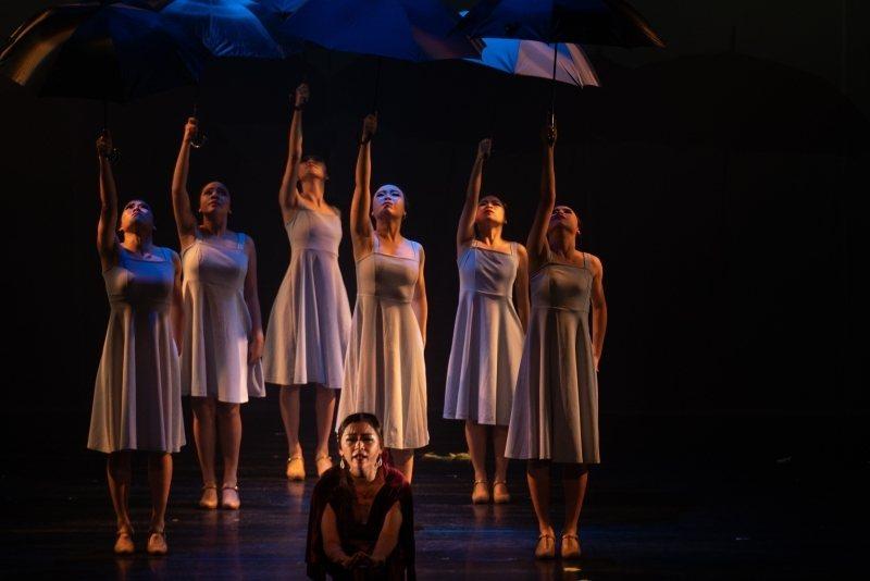 文化部在109年7月8日預告《文化藝術獎助條例》修正草案。圖為精靈幻舞舞團《她與她的n次方相遇》演出照片。 圖/取自國家文化藝術基金會