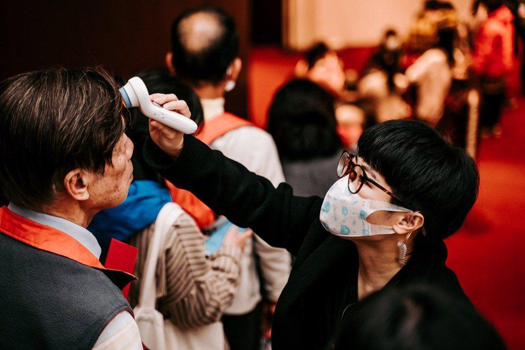在這波疫情襲擊下,台灣藝文產業的脆弱體質更是表露無遺。 圖/臺中國家歌劇院提供
