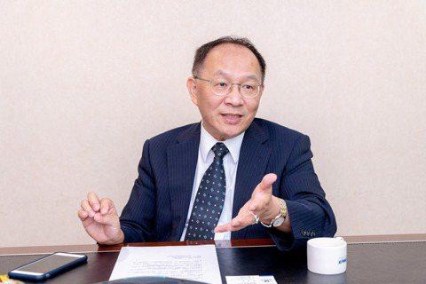 KPMG永續發展顧問服務公司董事總經理黃正忠。 圖/吳欣穎攝影