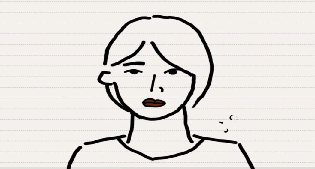 圖為韓國女性熱線官網的宣傳概念圖。自稱遭受朴市長性騷擾的當事人,也轉交自己撰寫的...