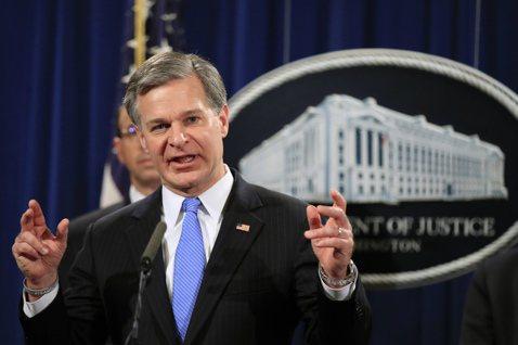 遽增的「惡意外國影響」:FBI局長揭露中共對美攻勢