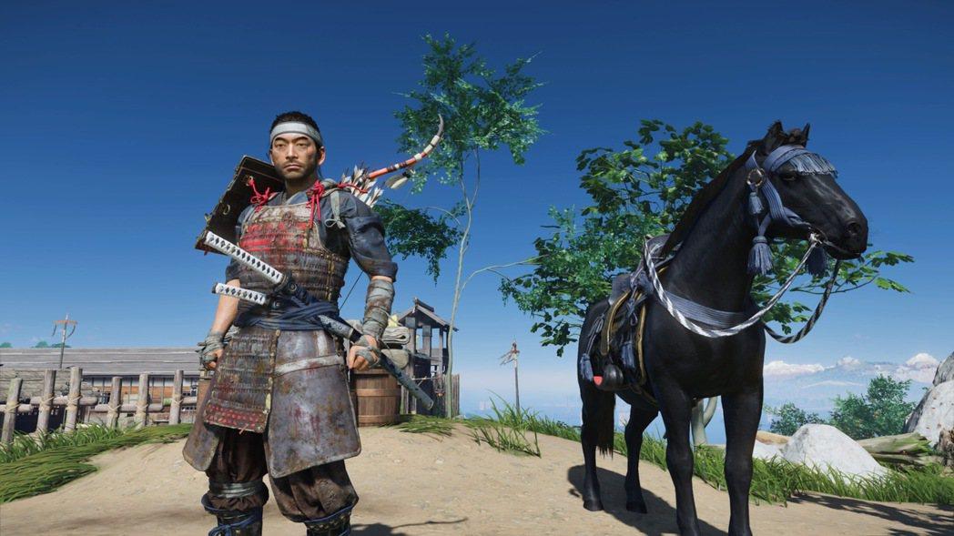 冒險中,一匹不離不棄、隨傳隨到的戰馬,是旅途最佳良伴
