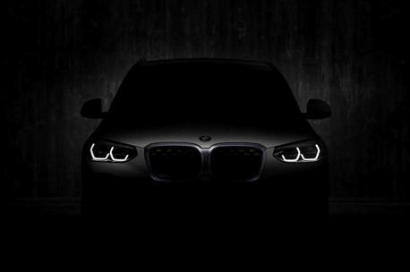 BMW全新純電休旅iX3準備上市 官方宣傳照流出!