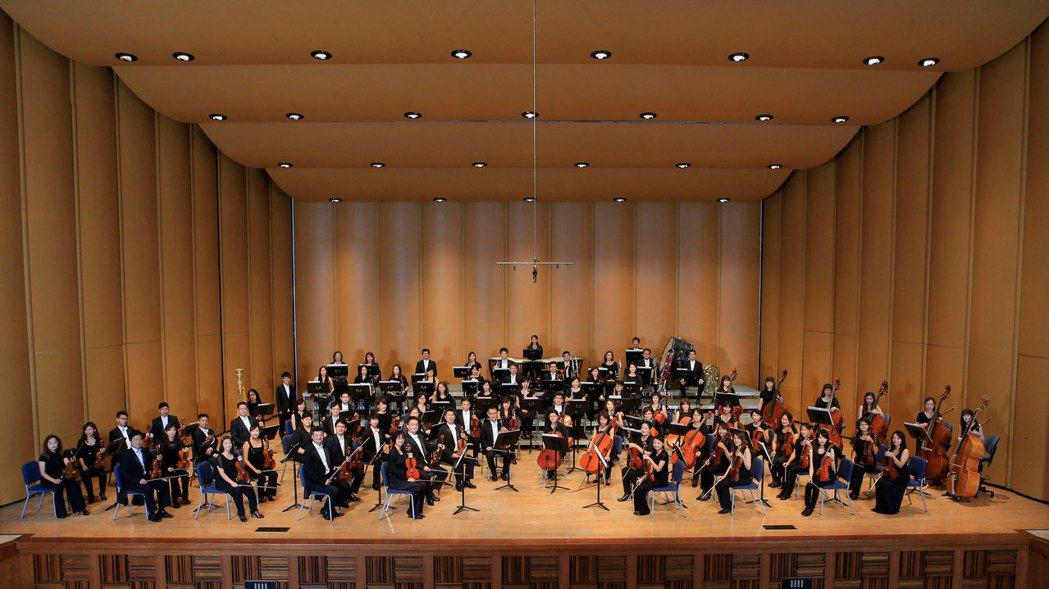 奇美樂展「貝多芬音樂節」邀請國立臺灣交響樂團共同演出-李銘訓攝。奇美博物館/提供