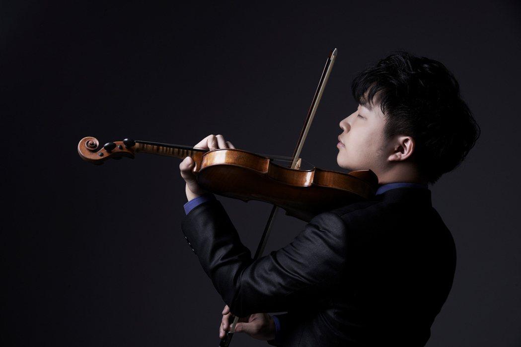 奇美樂展「貝多芬音樂節」小提琴家魏靖儀。奇美博物館/提供