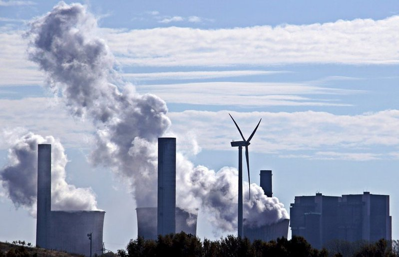 歐洲議會表示,將設立「歐盟能源統一部」推動各國進行綠色能源轉型及統一各國減碳政策。(photo by Twitter)