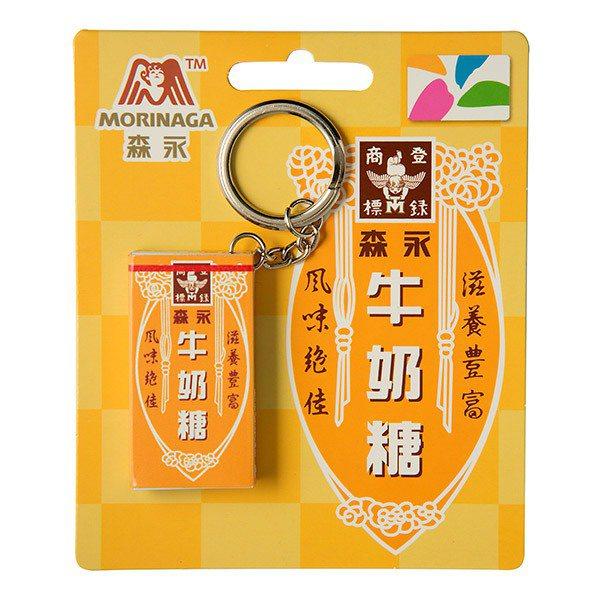 森永牛奶糖3D造型悠遊卡,建議售價190元。圖/悠遊卡公司提供