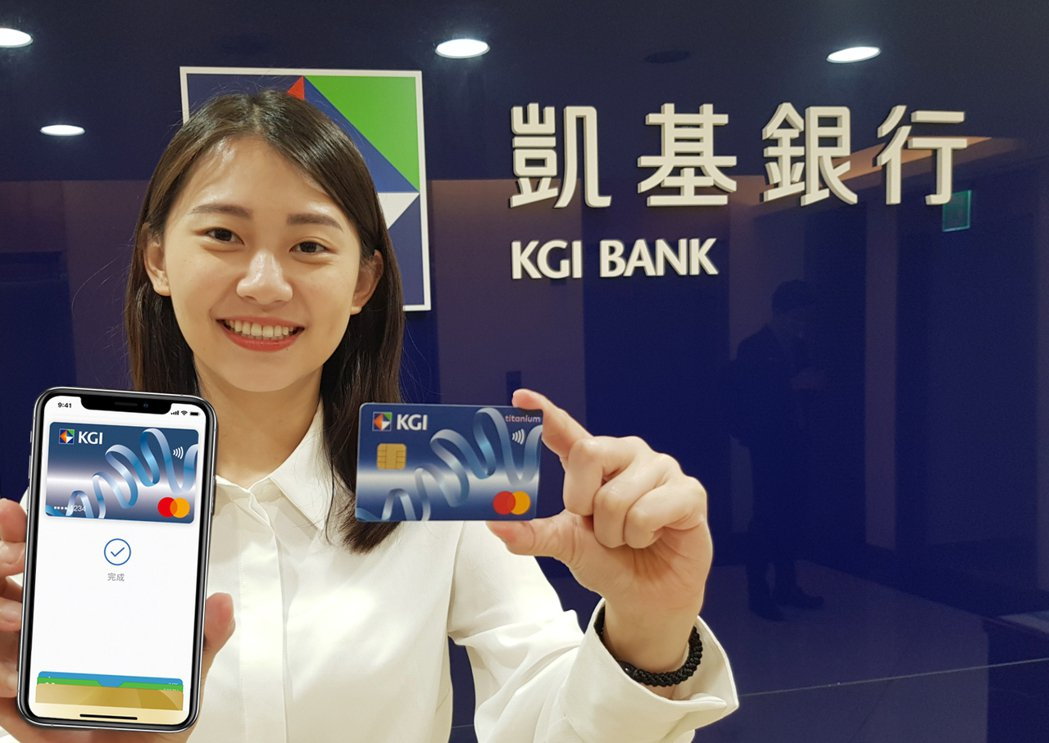 凱基卡獲鄉民熱推三倍券綁定神卡,最高回饋1,100元。圖/凱基銀行提供