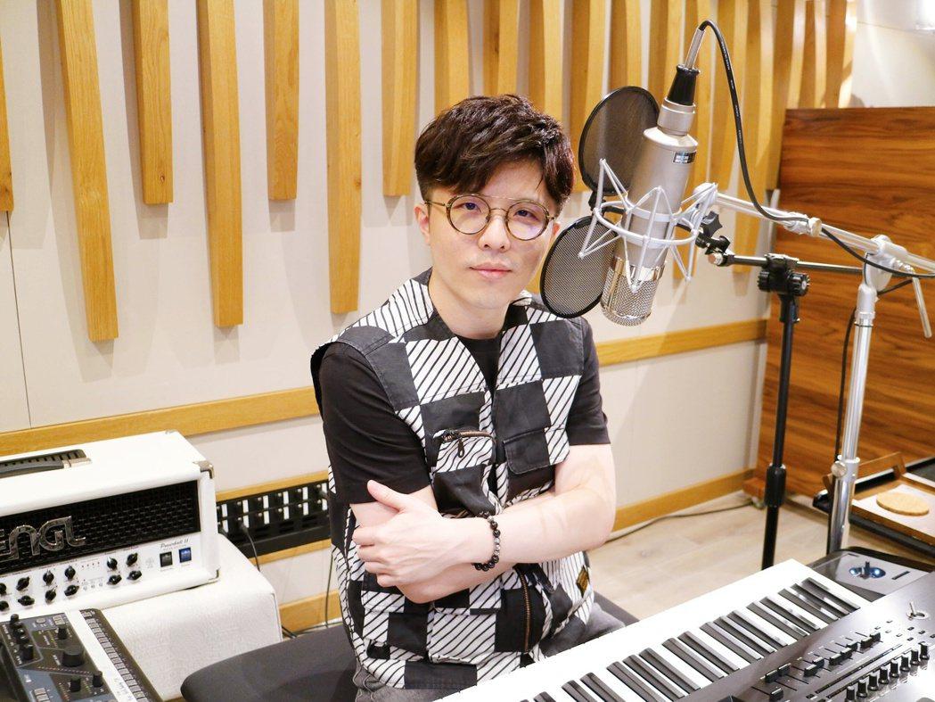 小宇推出全新節目「宇你轉圈圈」。圖/喜鵲娛樂提供