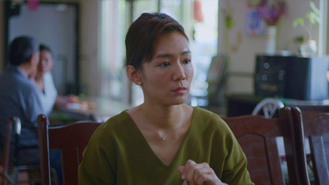 李又汝收到很多觀眾看「無主之子」的評論,讓她非常感動。圖/民視提供