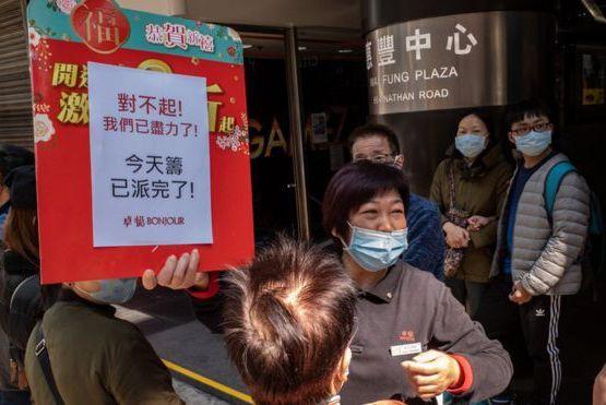 香港疫情大反撲!13日新增52例確診 20例源頭不明