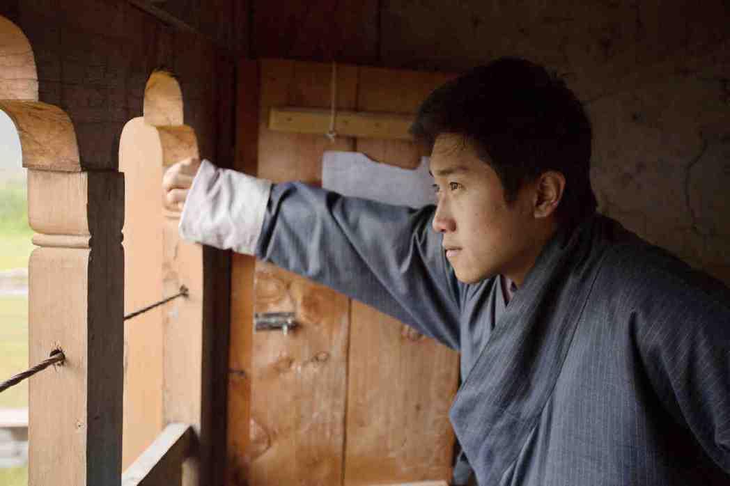 「不丹是教室」劇照。圖/海鵬提供