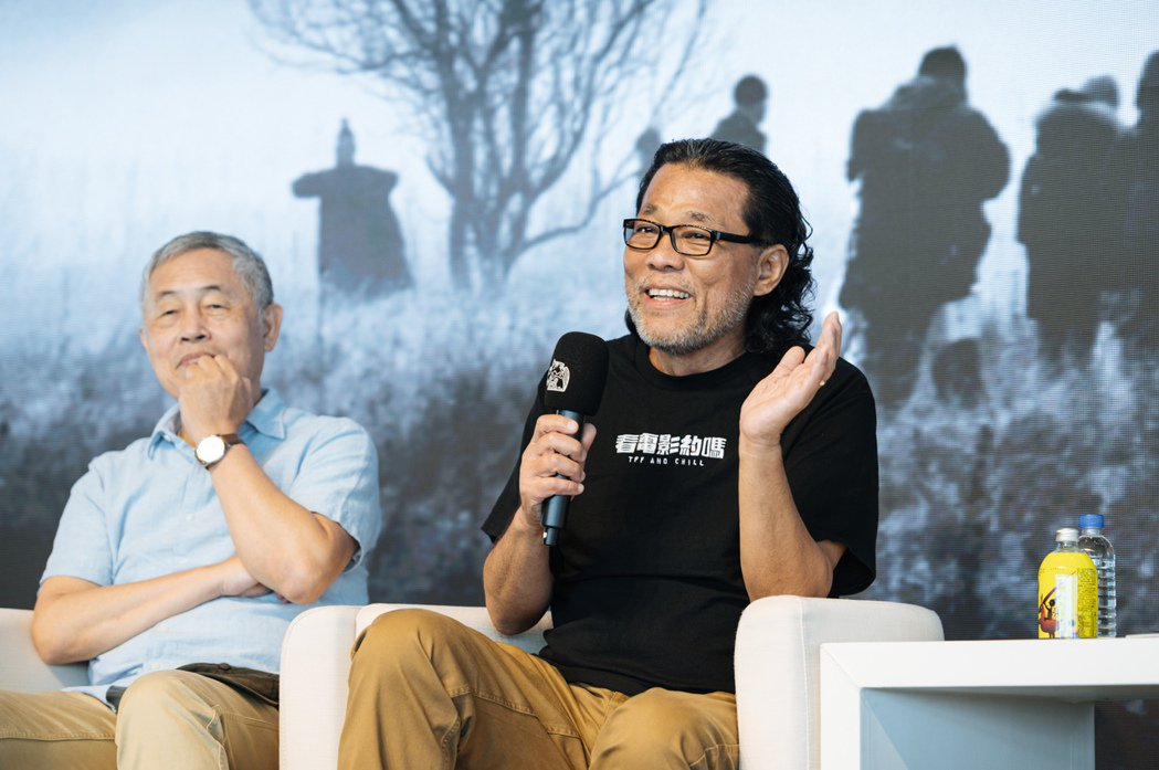 2020金馬電影大師課論壇,攝影指導李屏賓。圖/金馬執委會提供