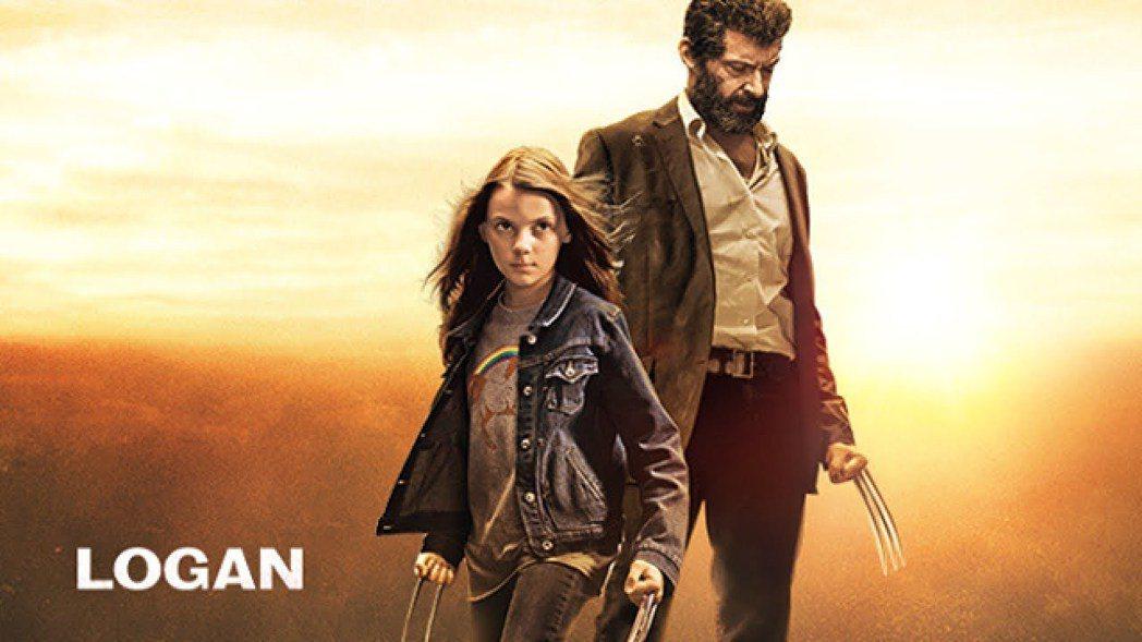 達芙妮金曾於2017年演出電影「羅根」。圖/摘自IG