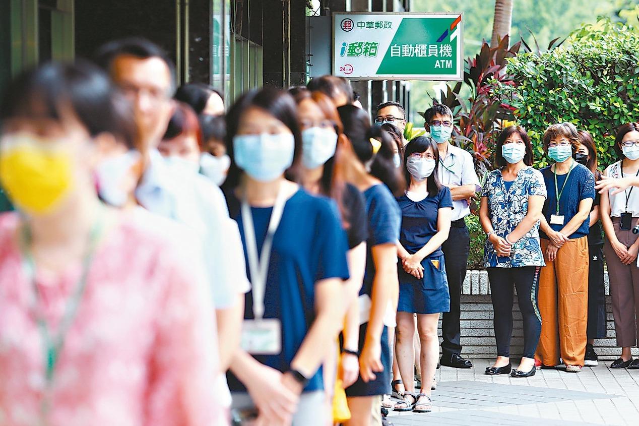 僅17萬人預約三倍券 中華郵政分流壓力未紓解