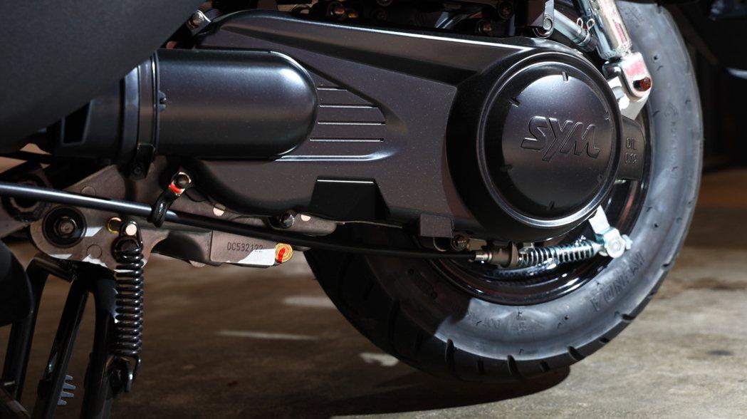 搭載最新七期引擎,省油(一級油耗)、更耐用,動力又大幅升級。 圖/發燒車訊
