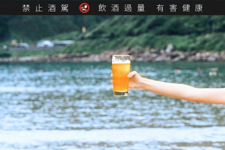「素蘭小姐美式淡艾爾」順口易飲。 圖/酉鬼啤酒提供