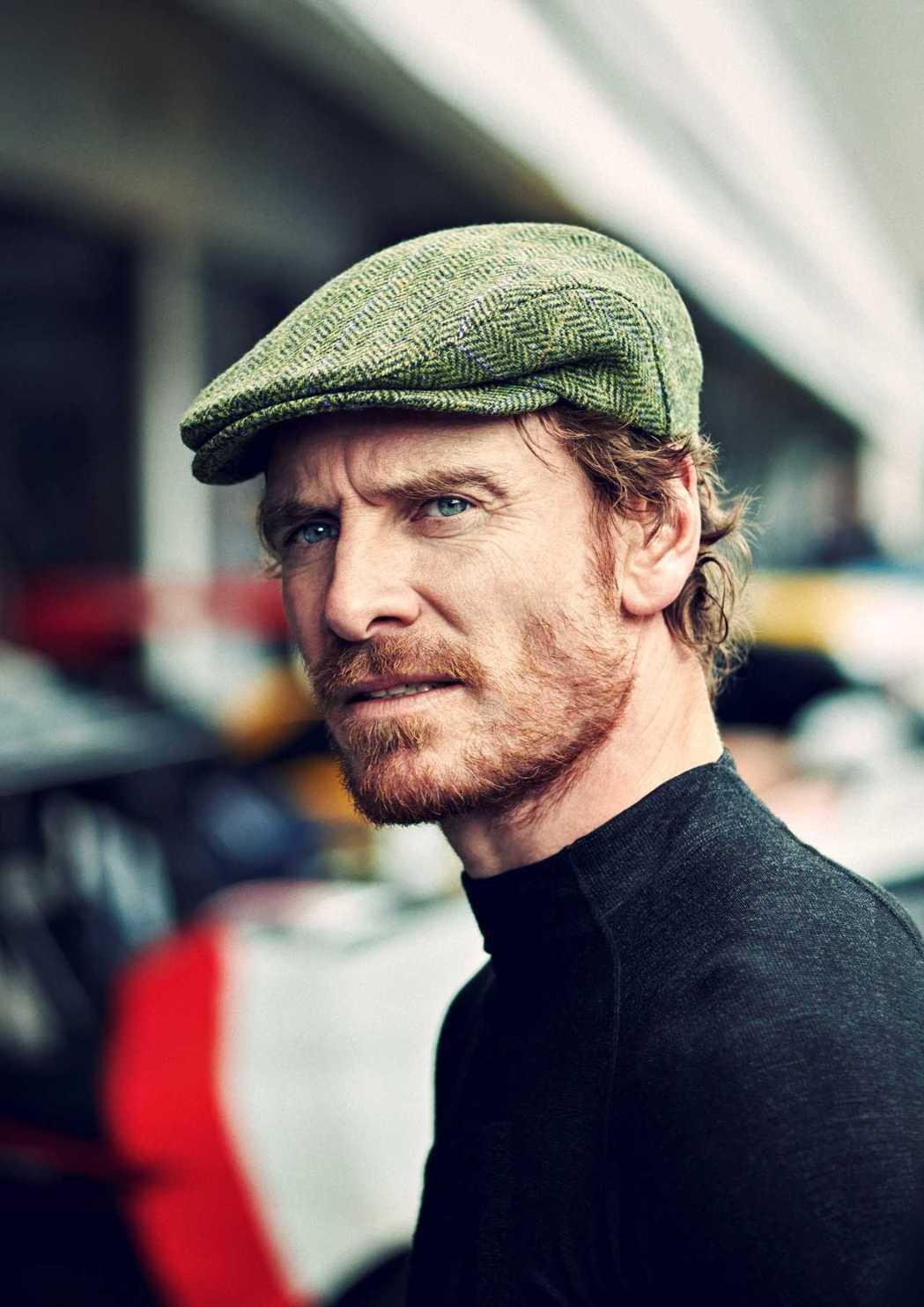 好萊塢影星德裔愛爾蘭籍演員麥可 ·法斯賓達(Michael Fassbender...
