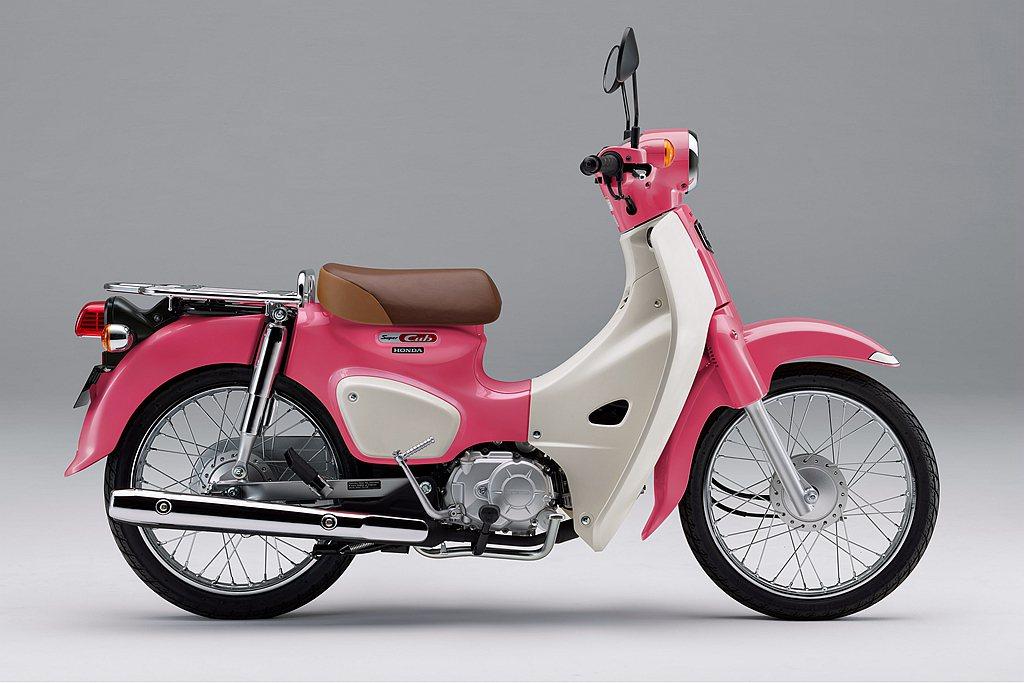Honda Super Cub「天氣之子」Ver特仕版提供Super Cub 5...