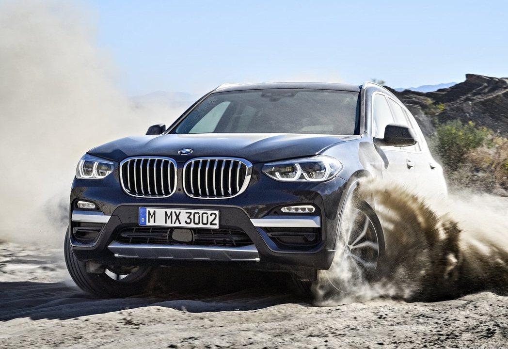 BMW在今年上半年銷量下滑高達21.7%。 摘自BMW